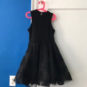 Black Girls Party Dress Worn only once